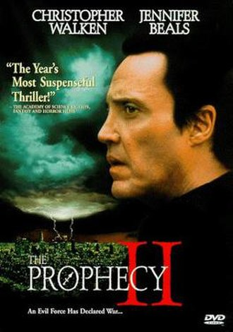 The Prophecy II - DVD cover
