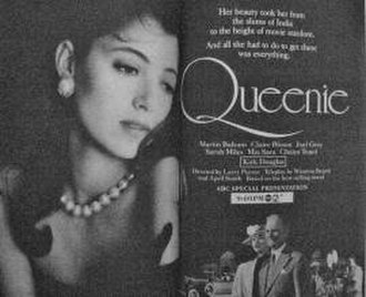 Queenie (miniseries) - Print Advertisement