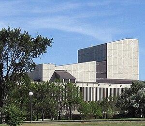 Conexus Arts Centre - Conexus Arts Centre