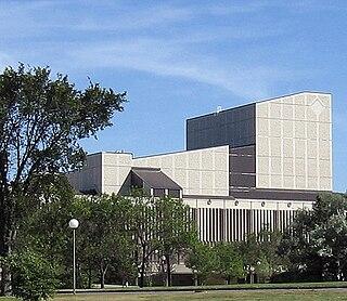 Conexus Arts Centre performing arts centre in Regina, Canada