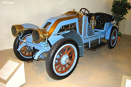 1907 Renault-built Replica of their French Grand Prix winner, one of 4 known to exist Renault8.12.09.jpg