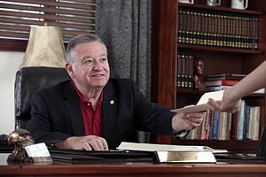 Luis Garcia (politician) - State Representative Luis R. Garcia, Jr.