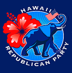 Hawaii Republican Party - Image: Republican Party of Hawaii logo