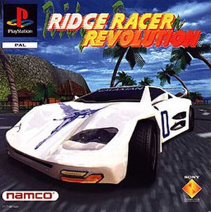 Ridge Racer Revolution - Image: Ridge Racer Revolution