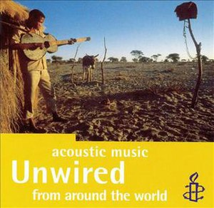 Unwired: Acoustic Music from Around the World - Image: Rough Guide Unwired World