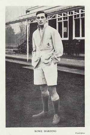 Rowe Harding - Harding c. 1925