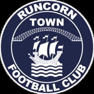 Runcorn Town F.C. - Image: Runcorn Town F.C. logo