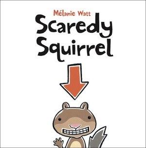 Scaredy Squirrel - Image: Scaredy Squirrel