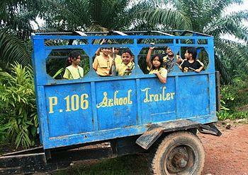 Borneo Child Aid Society