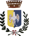 Coat of arms of Sermoneta