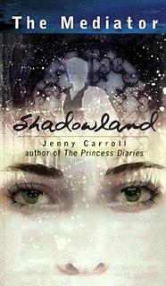 <i>Shadowland</i> (Cabot novel) novel by Meg Cabot