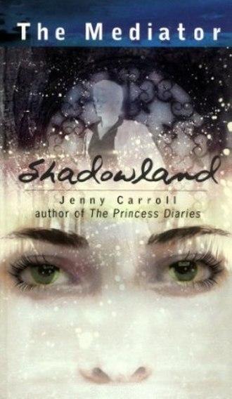 Shadowland (Cabot novel) - First edition