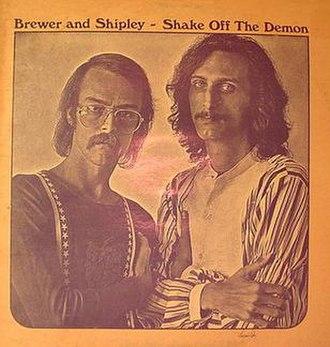 Shake Off the Demon - Image: Shake Off the Demon album cover
