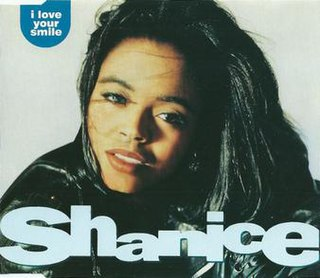 I Love Your Smile 1991 single by Shanice