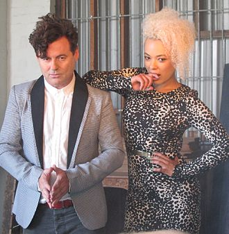 Sneaky Sound System - Image: Sneaky Sound System 1Dec 11