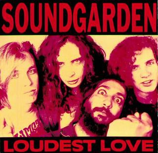 <i>Loudest Love</i> 1990 EP by Soundgarden