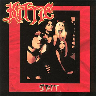 Spit (album) - Image: Spitalternatecover