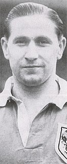 Stan Mortensen English footballer and football manager