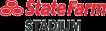 Logo stadionu State Farm.png