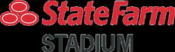 State Farm Stadium logo