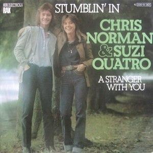 Stumblin' In - Image: Stumblin' In single