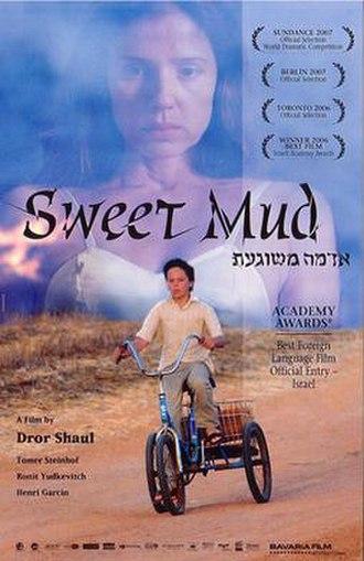 Sweet Mud - Film poster