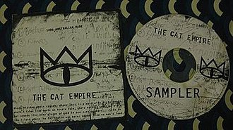 The Sun (Cat Empire album) - Sampler (2002)