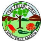 The Forest High School Crest