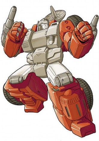 Micromasters - Autobot Micromaster leader Countdown.