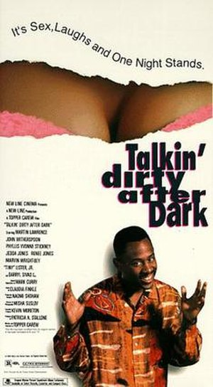 Talkin' Dirty After Dark - Image: Talkin' dirty after dark movie