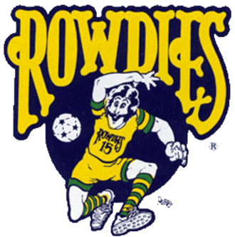 Fort Lauderdale–Tampa Bay rivalry - Image: Tampa bay rowdies nasl