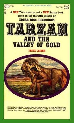 Tarzan and the Valley of Gold - Image: Tarzan Valley Gold