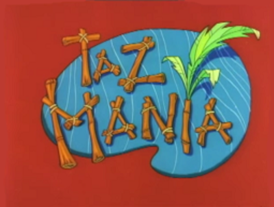 Picture of a TV show: Taz-Mania