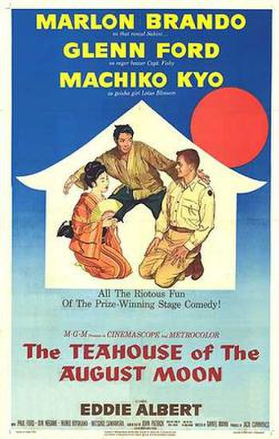 The Teahouse of the August Moon