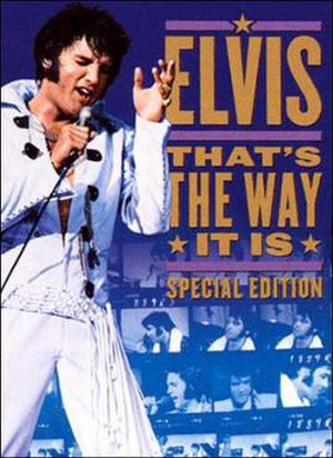 Elvis: That's the Way It Is - Image: That's the Way It Is