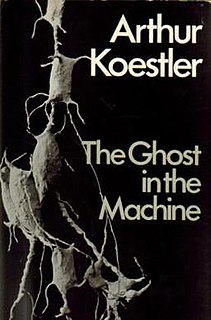 <i>The Ghost in the Machine</i> book by Arthur Koestler