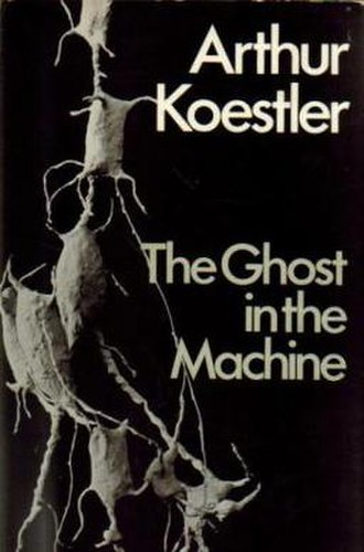The Ghost in the Machine - First UK edition
