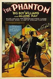 <i>The Phantom</i> (1931 film) 1931 film by Alan James