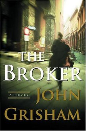 The Broker - First edition cover