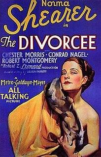 <i>The Divorcee</i> 1930 film