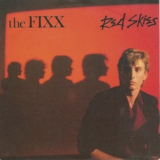 Red Skies - Image: The Fixx Red Skies