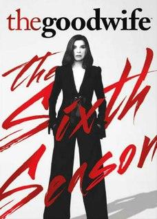 <i>The Good Wife</i> (season 6) season of television series