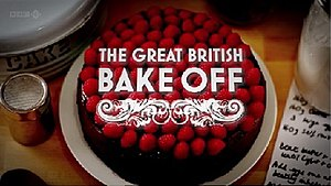 The Great British Bake Off - Image: The Great British Bake Off title
