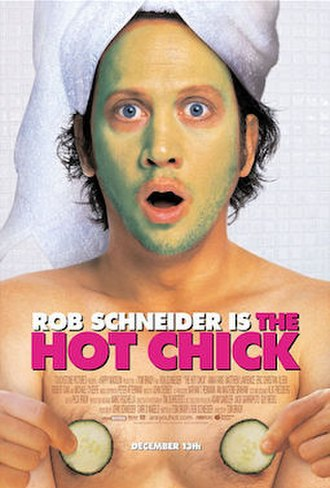 The Hot Chick - Theatrical release poster