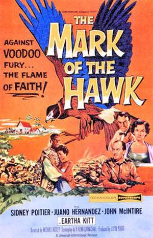 The Mark of the Hawk 1957 poster.jpg