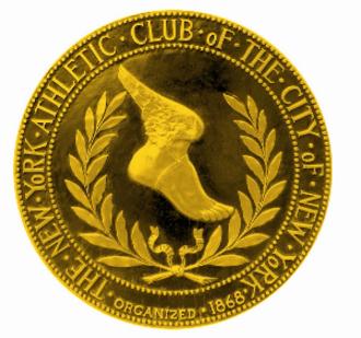 New York Athletic Club - Image: The New York Athletic Club logo