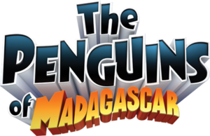 The Penguins of Madagascar - Image: The Penguins of Madagascar logo