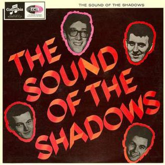 The Sound of The Shadows - Image: The Sound of The Shadows UK