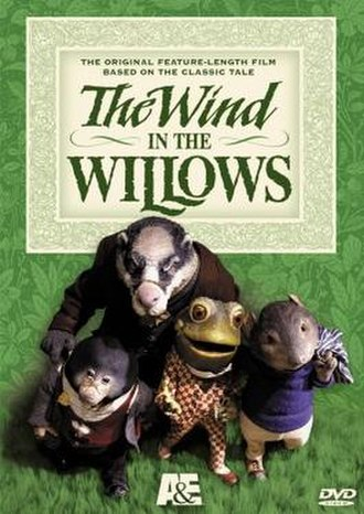 The Wind in the Willows (1983 film) - Image: The Wind in the Willows Film Poster