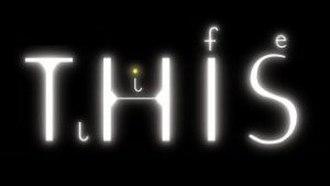 This Life (1996 TV series) - Series logo